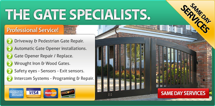 Gate Repair Adna CO